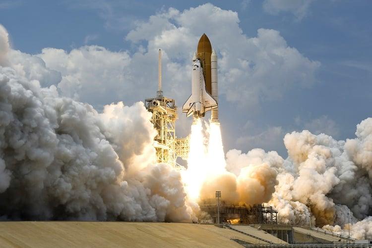 Innovatiivisen organisaation rakettistartti